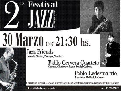 jazz bernal
