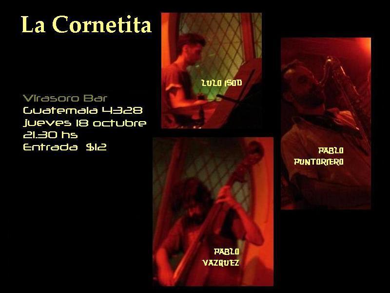 cornetita