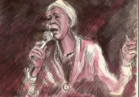 BETTY CARTER MASKA